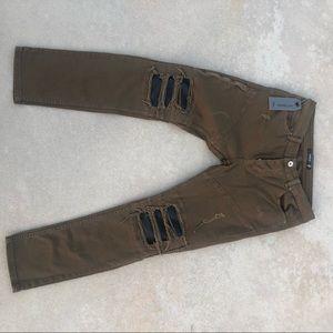New Khaki Jeans